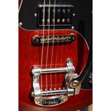 PRS Paul Reed Smith S2 Starla Single Cut Bigsby Vibrato Vintage Cherry Guitar & Bag #8584