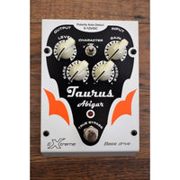 Taurus Amplification Abigar Extreme MK2 Bass Drive Distortion Effect Pedal