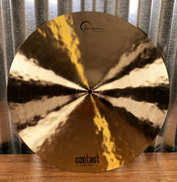 Dream Cymbals C-CRRI19 Contact Series Hand Forged & Hammered 19