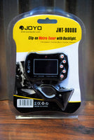Joyo JMT-9008B Clip On Metronome & Chromatic Tuner Guitar Bass Violin Ukulele