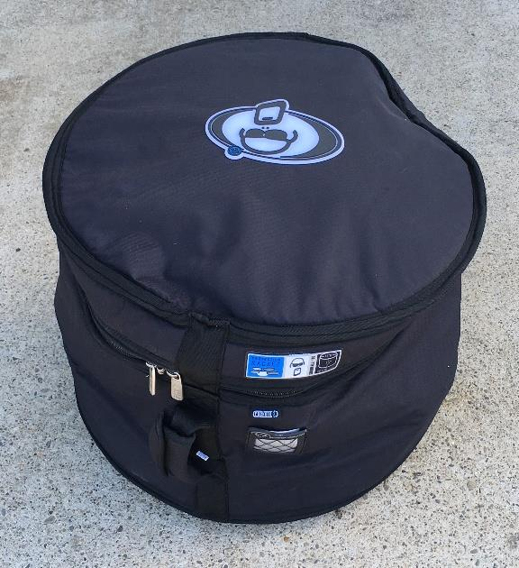 Protection Racket 2019R 15x15 Floor Tom Case with RIMS *