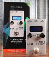 Singular Sound BeatBuddy Mini 2 Drum Machine Guitar Effect Pedal