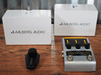 Aalberg Audio TYRM TR-1 Digital Tremolo Guitar Effect Pedal & Aero AE-1 Wireless Controller