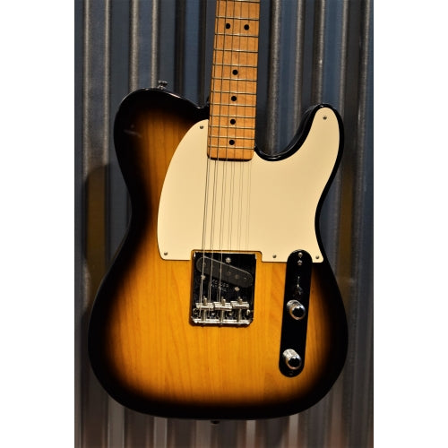 Fender 2004 50's Esquire Telecaster Tobacco Sunburst Guitar Mexico Used