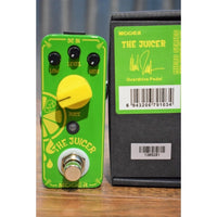 Mooer Audio The Juicer Neil Zaza Signature Overdrive Effect Pedal