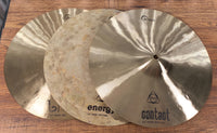 Dream Cymbals TRIHAT14D Tri-Hat Diversity Hand Forged & Hammered 14