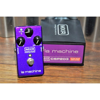 Dunlop MXR CSP203 La Machine Octave Up Fuzz Guitar Effect Pedal B Stock