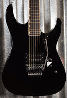 ESP LTD M-1 Custom '87 Black Seymour Duncan Guitar M1CTM87BLK #0724 Demo