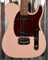G&L USA ASAT Special Shell Pink Guitar & Case #1144