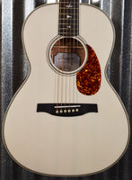 PRS Paul Reed Smith SE P20E LTD ED Acoustic Electric Parlor Antique White Guitar & Bag #0281