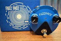 Dunlop FFM1 Silicon Fuzz Face Mini Distortion Guitar Effect Pedal
