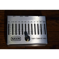 Dunlop MXR M108S 10 Band Graphic EQ & Power Supply Guitar Effect Pedal B Stock