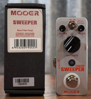 Mooer Audio MFT1 Micro Series Sweeper Guitar Bass Envelope Filter Effect Pedal B Stock