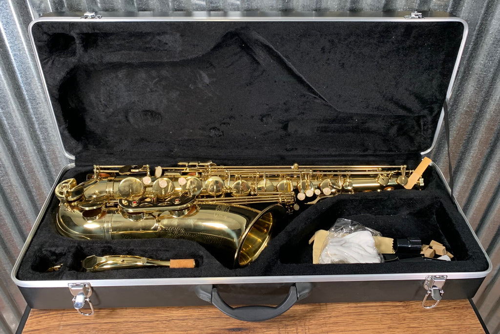 Lauren LTS100 Tenor Saxophone & Case #36 Used