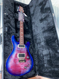 PRS Paul Reed Smith USA Core 408 Violet Blueburst Guitar & Case #4607