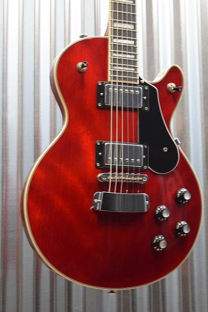 Hagstrom Swede SWE-WCT Wild Cherry Electric Guitar & Bag #244