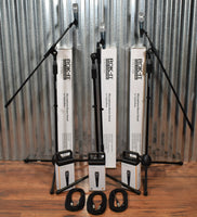 Behringer SB78A Cardioid Condenser Microphone & Gator Tripod Boom Stand & XLR Cable 3 Pack