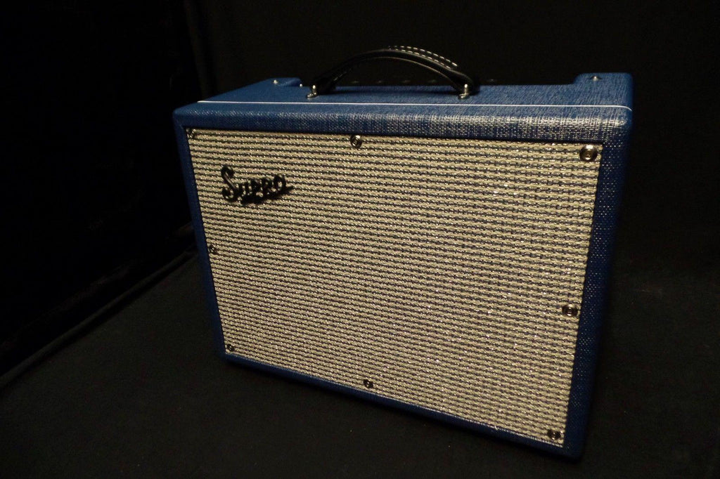 Supro 1642rt Titan All Tube Combo Amplifier for Electric Guitar #0126