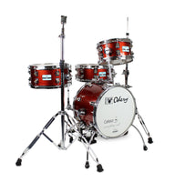 Odery Drums CafeKit Compact Drum Set IRCAFE-KIT-CS Copper Sparkle