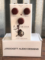 J. Rockett Audio Designs Archer Clean Boost Guitar Effect Pedal