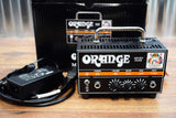 Orange Amplification MD20 Micro Dark 20 Watt Tube Hybrid Mini Amp Head Used