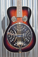 Recording King Maxwell RR-36-VS Vintage Sunburst Resonator Acoustic Guitar #1