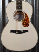 PRS Paul Reed Smith SE P20E LTD ED Acoustic Electric Parlor Antique White Guitar & Bag #0644