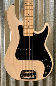 G&L USA Fullerton Custom LB100 Blonde 4 String Bass & Case LB-100 #4044