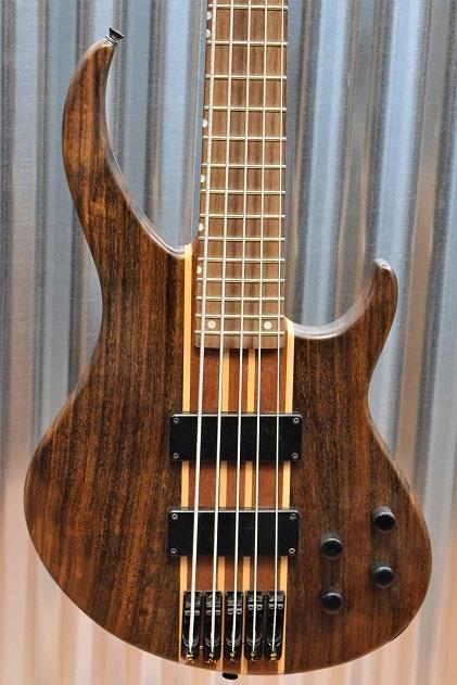 Peavey Grind NTB 5 String Neck Through Body Bass Guitar & Case