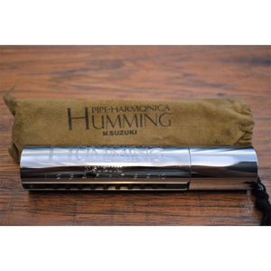 Suzuki PH-20-E Pipe Humming Professional 10 Hole Diatonic Harmonica Key of E