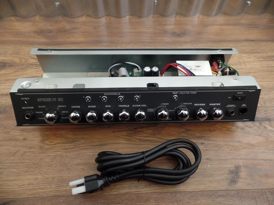 Line 6 Spider IV 30 Amplifier Chassis Unit 30 Watts *Amplifier Chassis Only*