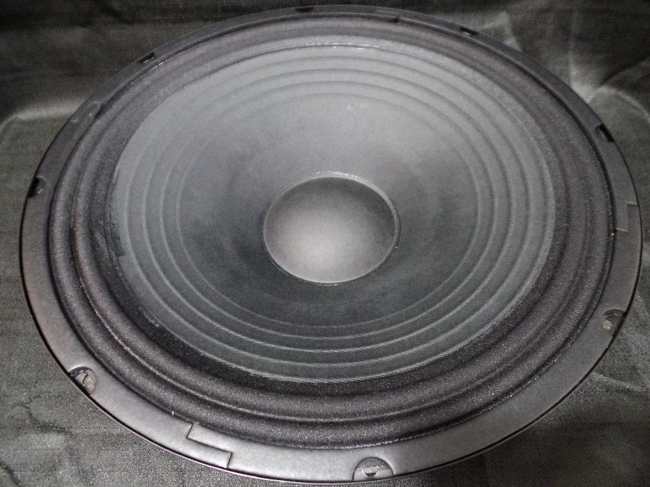 "Wharfedale Pro D-644 15"" 400 Watt 8 Ohm Replacement Bass Woofer Speaker EVP-X"
