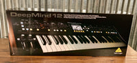 Behringer Deepmind 12 Voice Polyphonic Keyboard Synthesizer