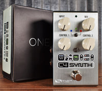 Source Audio SA249 One Series C4 Synth Guitar & Bass Effects Pedal