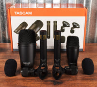 Tascam TM-Drums 4 Drum Microphone Kit TM-50DB TM-50DS TM-50C
