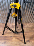 Hercules SS700B Speaker Stand Pair Black Used