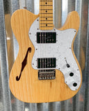 Fender Squier Classic Vibe 70's Telecaster Thinline Guitar & Bag #5695 Used