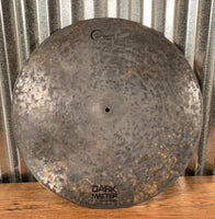 Dream Cymbals DMFE22 Dark Matter Hand Forged & Hammered  22