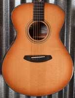 Breedlove Signature Concert Copper E Jeff Bridges Mahogany Acoustic Electric Guitar B Stock #9725