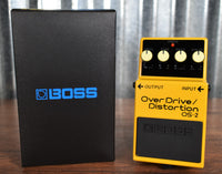 Boss OS-2 Overdrive Distortion Guitar Effect Pedal