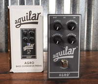 Aguilar AGRO Bass Overdrive Effect Pedal