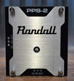 Randall Amplification PPS-2 Multi-Voltage Pedalboard Power Supply Demo