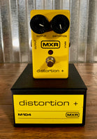 Dunlop MXR M104 Distortion + Guitar Effect Pedal