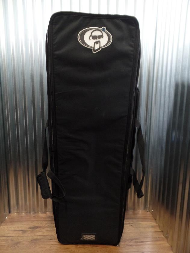 "Protection Racket 5054w-01 54""x20""x10"" Hardware Bag wit Wheels #4012 *"