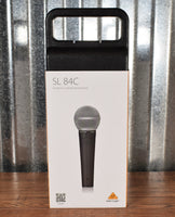 Behringer SL84C Dynamic Cardioid Handheld Vocal Microphone