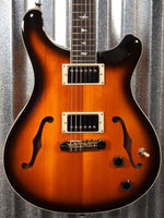 PRS Paul Reed Smith SE Hollowbody Standard McCarty Tobacco Sunburst Guitar & Case #6725