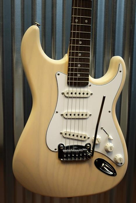 G&L Guitars USA Legacy Blonde Frost Electric Guitar & Case #7754
