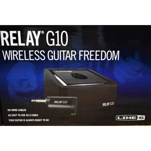 Line 6 Relay G10 Compact Rechargeable Wireless Guitar System