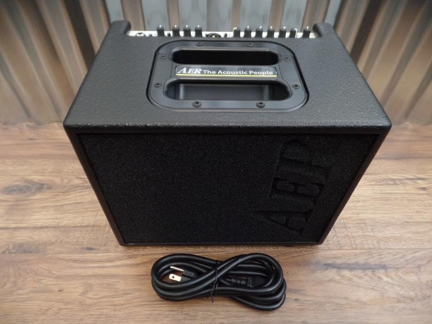 AER Compact 60 60W 1x8 Acoustic Guitar Amplifier with Case 60/3 #1314