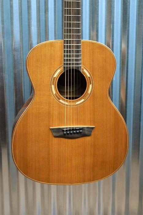 Washburn WLG16S Woodline Series Solid Cedar Grand Auditorium Acoustic Guitar #37
